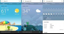 Android Hava Durumu Bildirimlerini Devre Dışı Bırakma