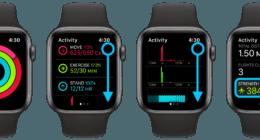 Apple Watch ekran görüntüsü nasıl alınır