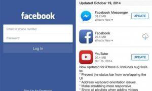 Facebook Yükleme Başarısız Hatası