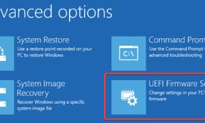 BIOS veya UEFI Varsayılan Ayarlara Sıfırlama