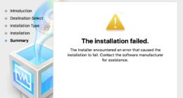 VirtualBox NS_ERROR_FAILURE