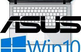 Windows 10 ASUS Touchpad çalışmıyor