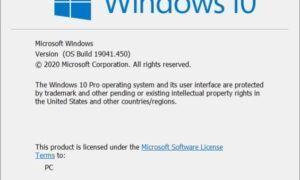 Bu Windows yapısının süresi yakında dolacak