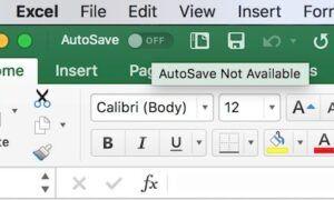 Mac OneDrive Otomatik Kaydetme Çalışmıyor