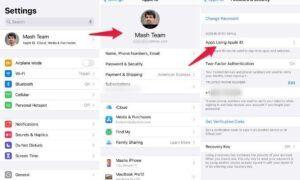 Apple Kullanılan E-posta Adresini Bulma