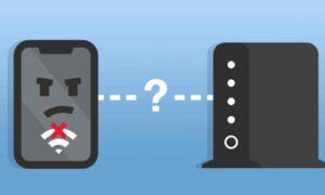 iPhone X Wi-Fi Ağına Bağlı Ancak İnterneti Yok