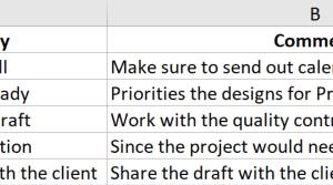 Excel'de Satır Yüksekliği Nasıl Değiştirilir