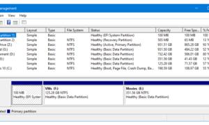 Windows 10'da bir VHD dosyası nasıl açılır, çıkarılır veya kalıcı olarak eklenir