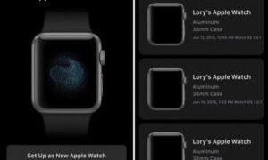 Apple Watch Verilerini Yedekleme ve Geri Yükleme
