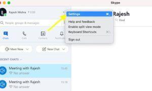 Skype Görüntülü Görüşmelerinde Özel Bir Arka Plan Nasıl Ayarlanır