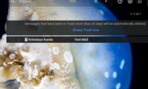 Gmail Silinmiş E-postalar Nasıl Kurtarılır