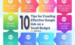 Küçük bir bütçeyle Google Ads oluşturmak için ipuçları
