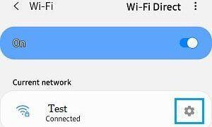 WiFi Şifresi Android Telefon veya Tablette Nasıl Paylaşılır