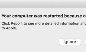 Bir Sorun Nedeniyle Bilgisayarınız Yeniden Başlatıldı