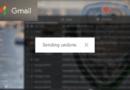 Gmail gönderilen iletileri geri alma
