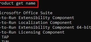 Windows 10 Komut İstemi Kullanılarak Program Nasıl Kaldırılır