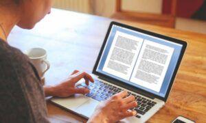 Word Belgesinin Bölümlerini Düzenlemeden Koruma