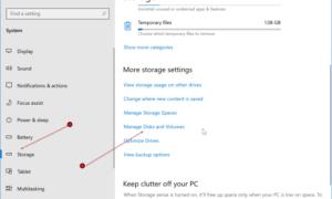 Windows 10'da SSD Sağlığını ve Sıcaklığını Kontrol Etme
