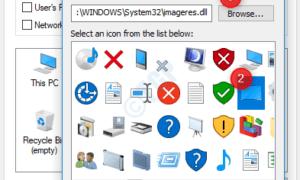 Windows 10'da bir kısayolun simgesi nasıl değiştirilir
