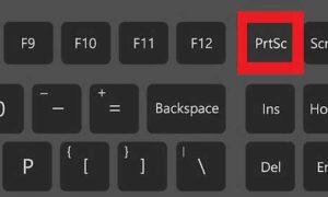 Ekranı Yazdır (PrtScn) Düğmesine Basıldığında Windows 10 Donuyor