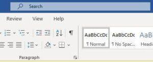 Microsoft Word'de Belge Nasıl Kilitlenir