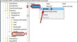 Windows 10'da Varsayılan Yeni Klasör Adı Nasıl Değiştirilir