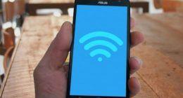 Android WiFi şifresi paylaşma