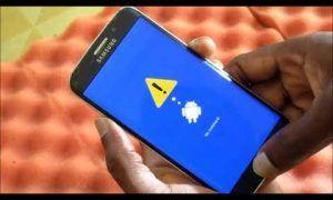 Android Mavi Ekran Hataları Nasıl Düzeltilir