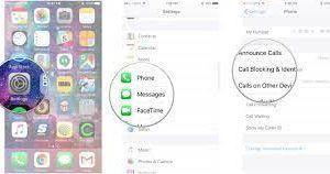 İPhone'da Engellenen Tüm Numaraların Listesi Nasıl Görülür