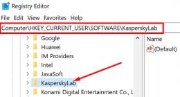 Kaspersky Bilgisayardan Tamamen Nasıl Kaldırılır?