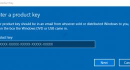 0xC004F074 Windows etkinleştirme sorunu