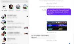 Facebook Messenger'da Medya Yükleme Hatası