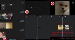 İPhone Videolar Nasıl Birleştirilir?