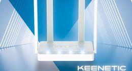 Keenetic Modem ve router cihazları