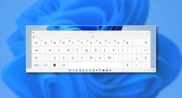 Windows 11'de Otomatik Klavye Düzeltme Nasıl Kapatılır