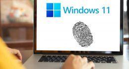 Windows 11'de Parmak İzi Sensörü Çalışmıyor