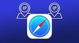 iPhone ve Mac'te IP Adresi Nasıl Gizlenir