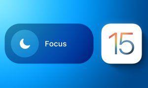 iPhone ve iPad'de Odak Modu Nasıl Kullanılır